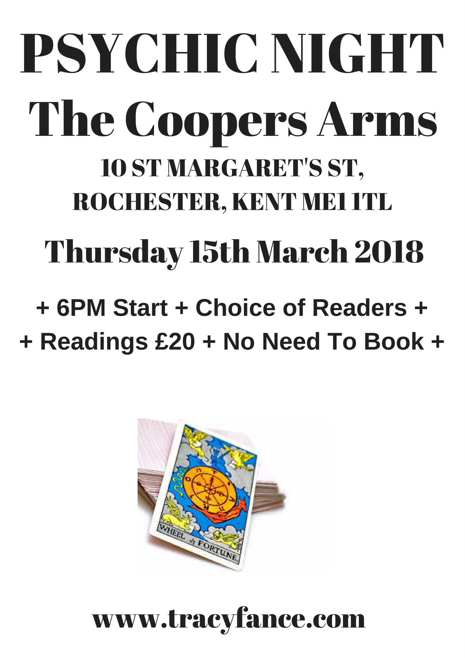 Coopers Arms Posters