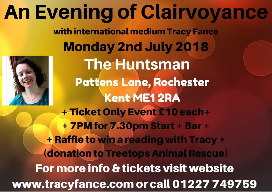 Evening of Clairvoyance Poster