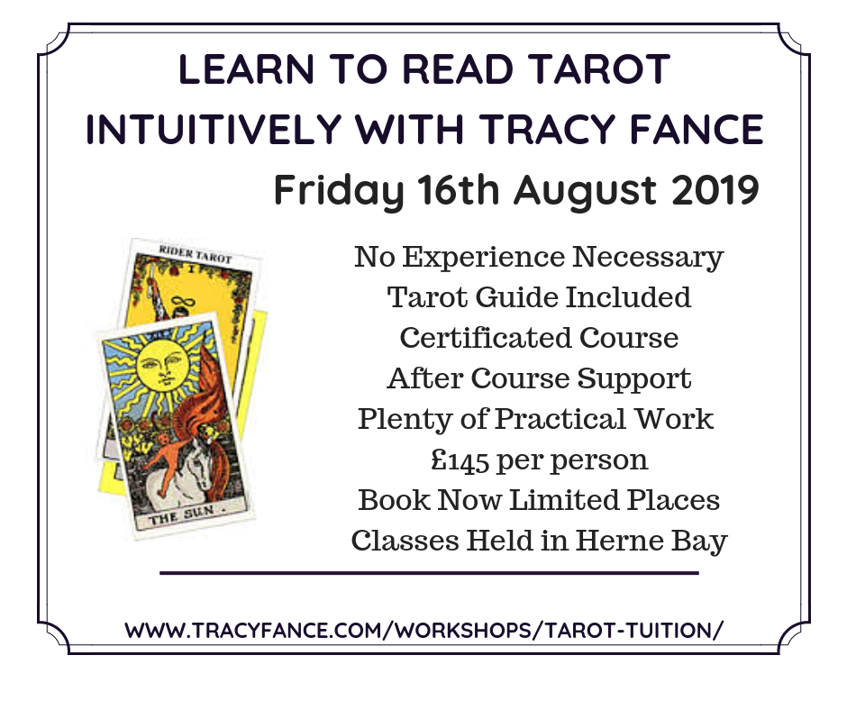 Learn Tarot with Tracy Fance