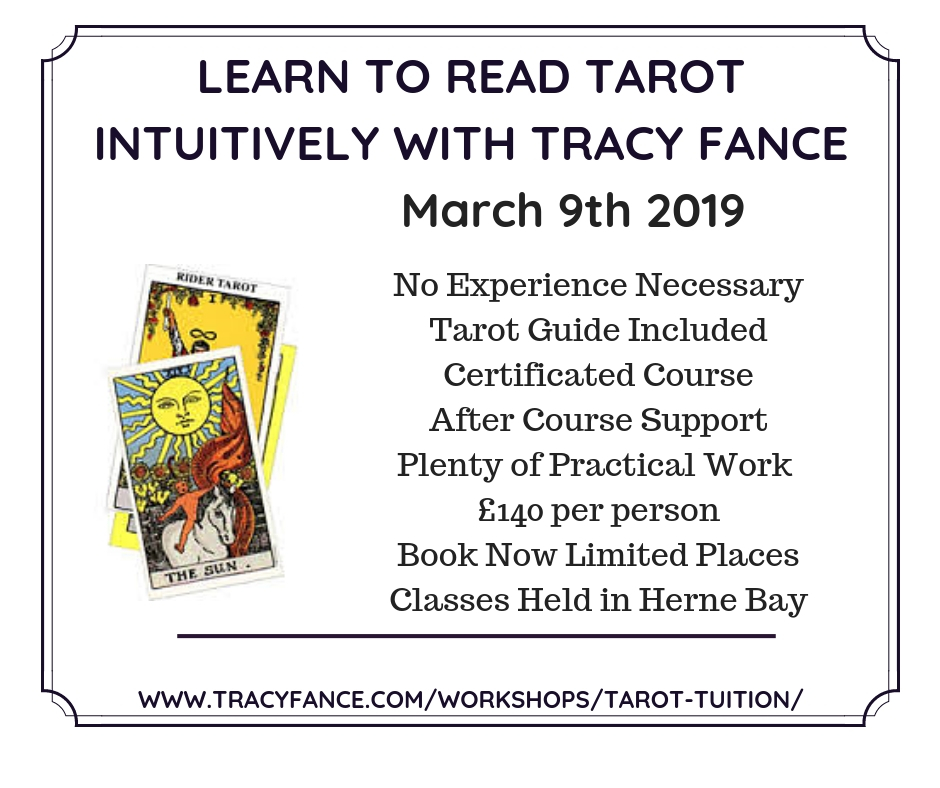 Intuitive Tarot with Tracy Fance