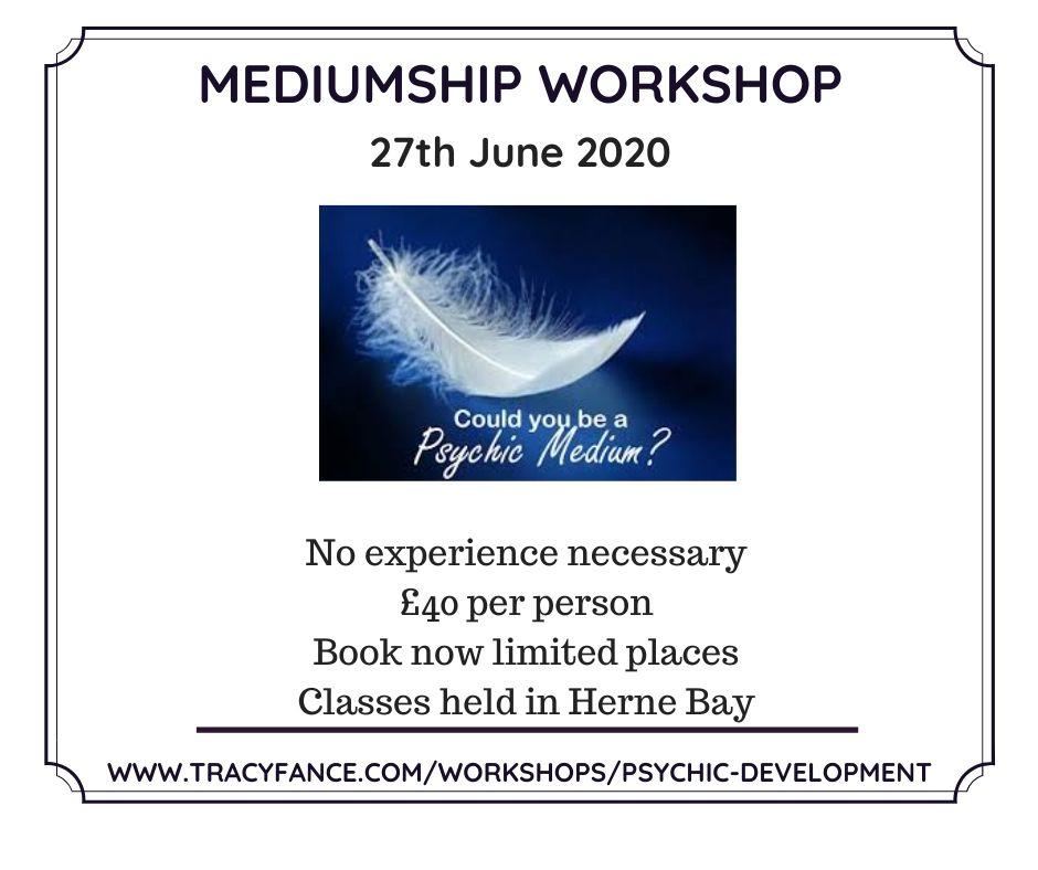 Mediumship Workshop