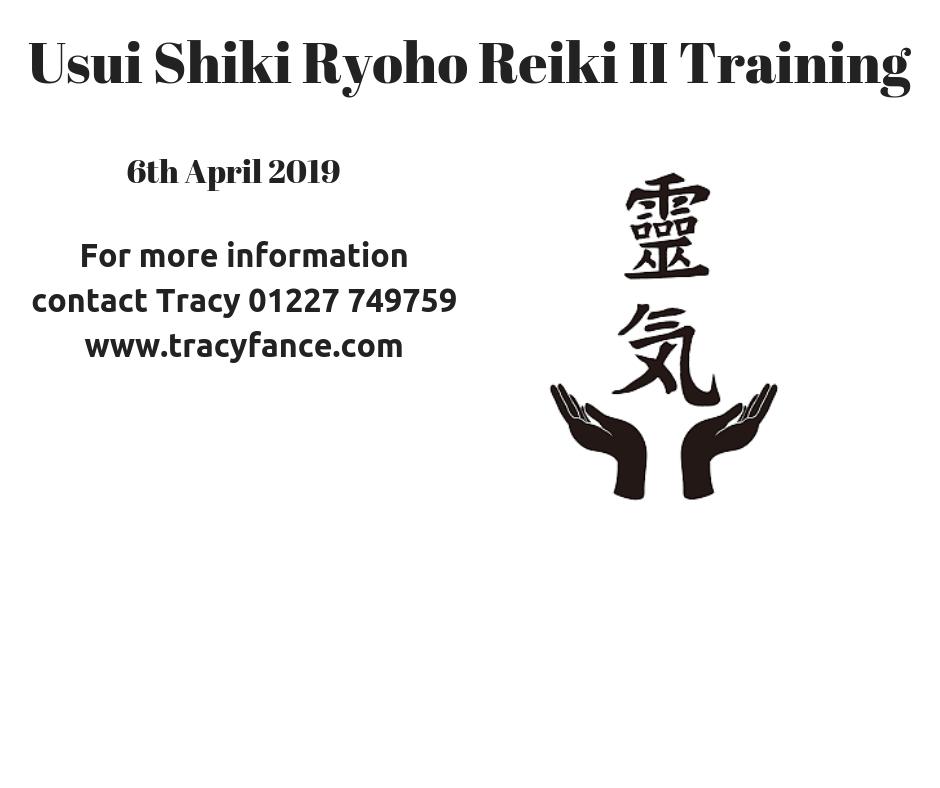 Reiki II Workshop with Tracy Fance