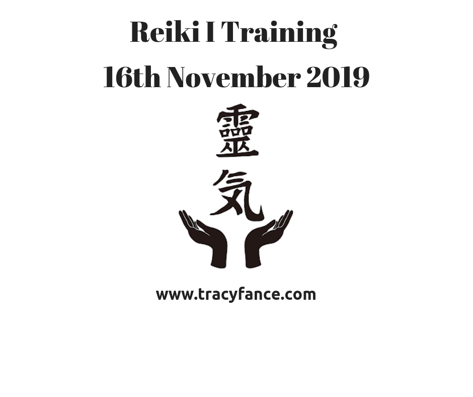 Usui Reiki Training with Tracy Fance