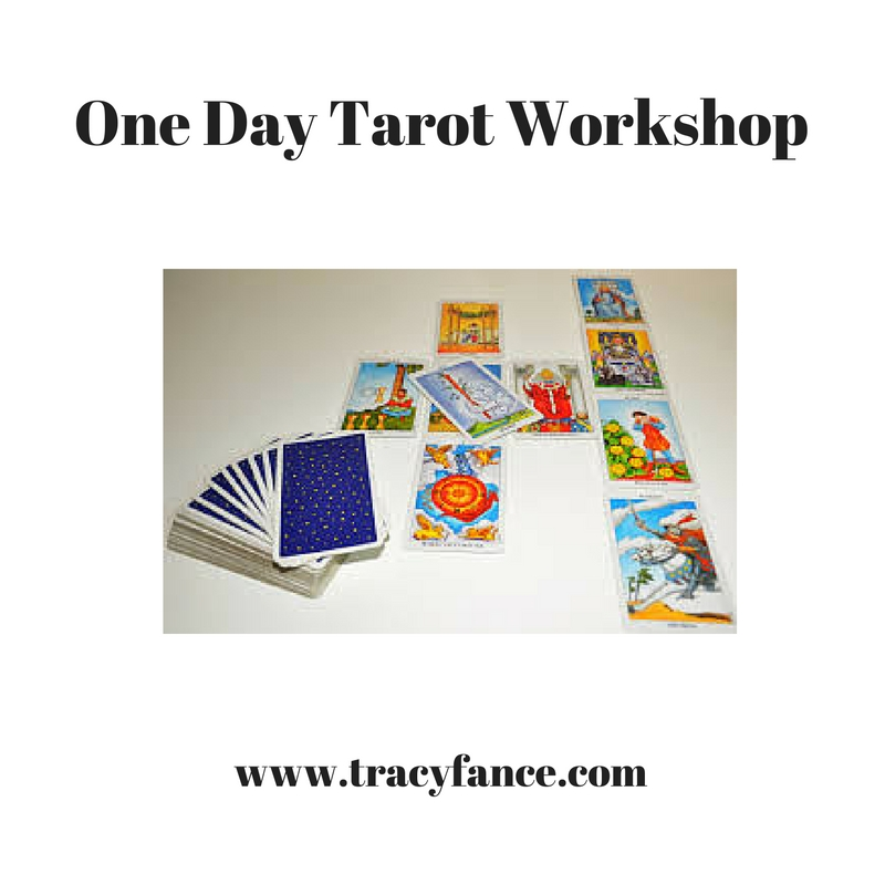 Tarot Workshop Level III with Tracy Fance