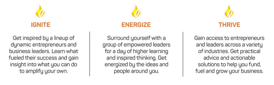 Ignite. Energize. Thrive.