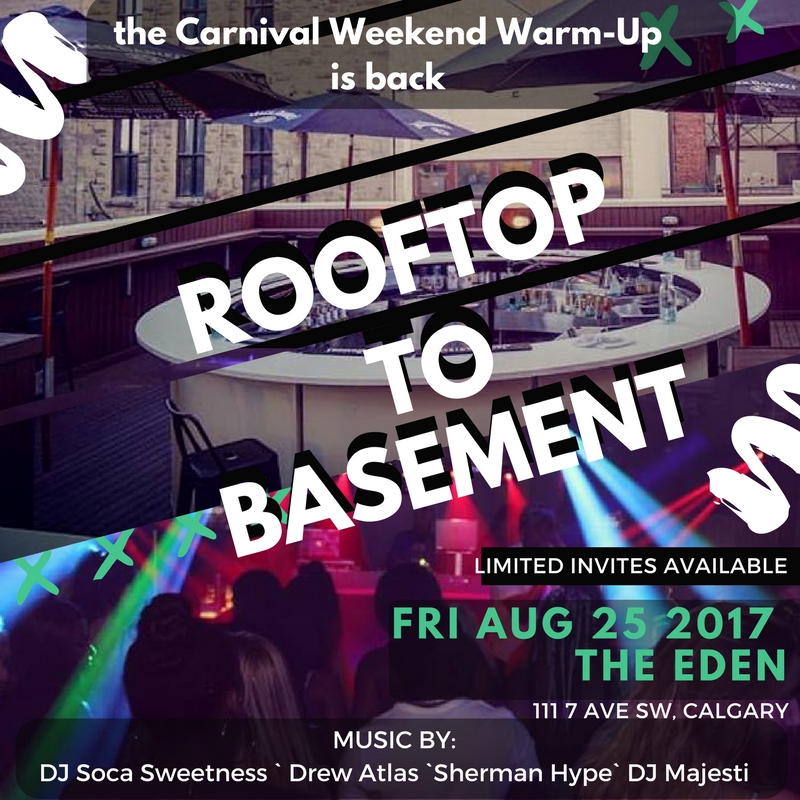 rooftop to basement