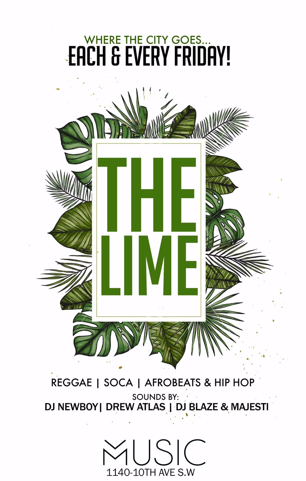The Lime 2018