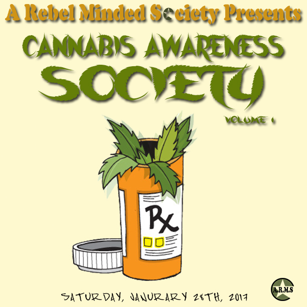 cannabis awareness society Vol 1