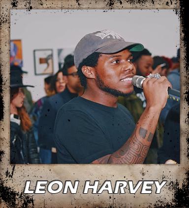 leon harvey