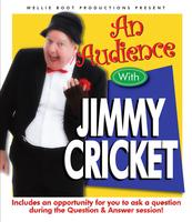 An Evening with TV Legend - Jimmy Cricket