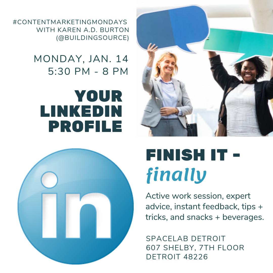 CMM-LinkedIn