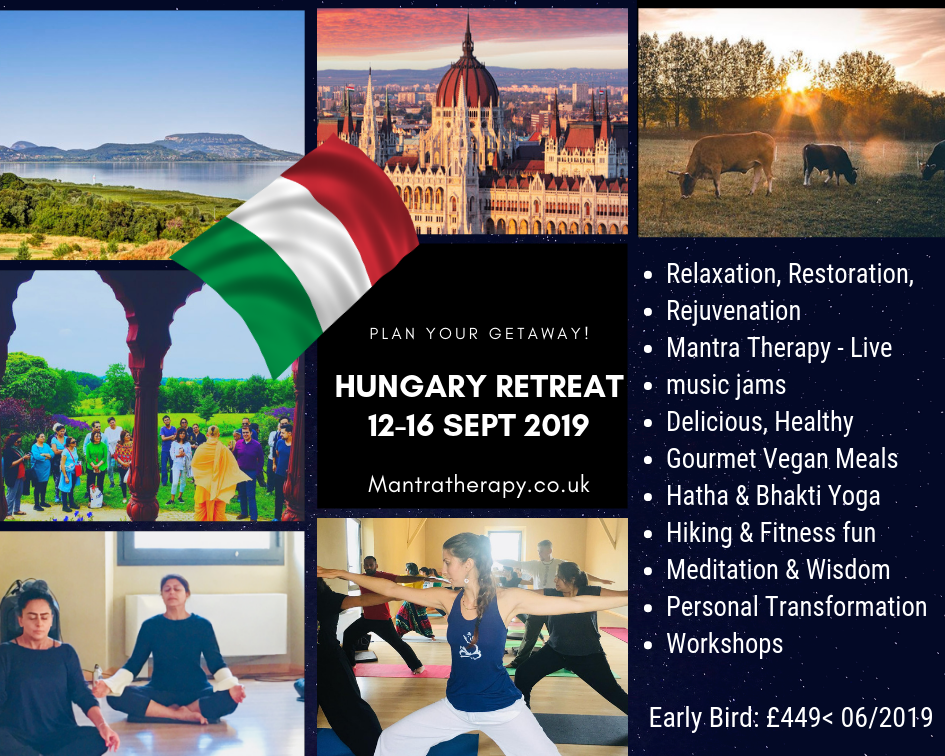 Hungary Retreat 2019