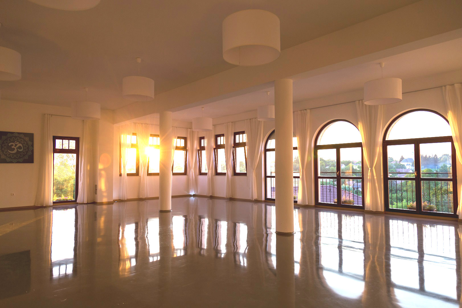 Resort Yoga & Seminar Hall