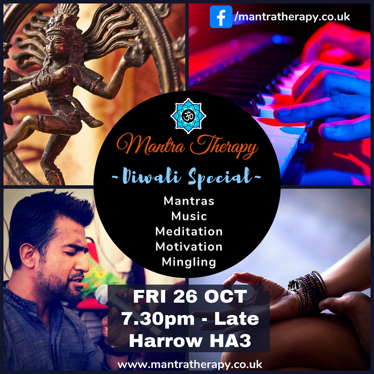 Mantra Therapy Diwali Special 2018