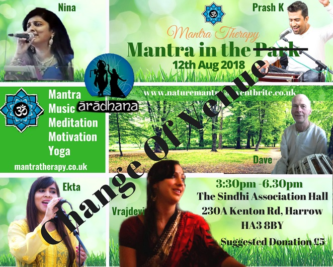 The Mantra Therapy Indoor Summer Experience