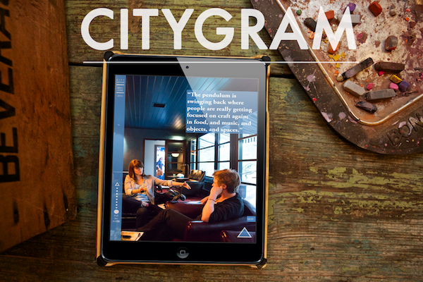 Download Citygram Magazine