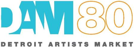 "Public Reception - ""Detroit Artists Market: The First 80..."