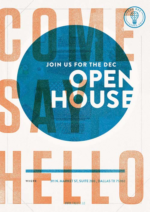 dec open house