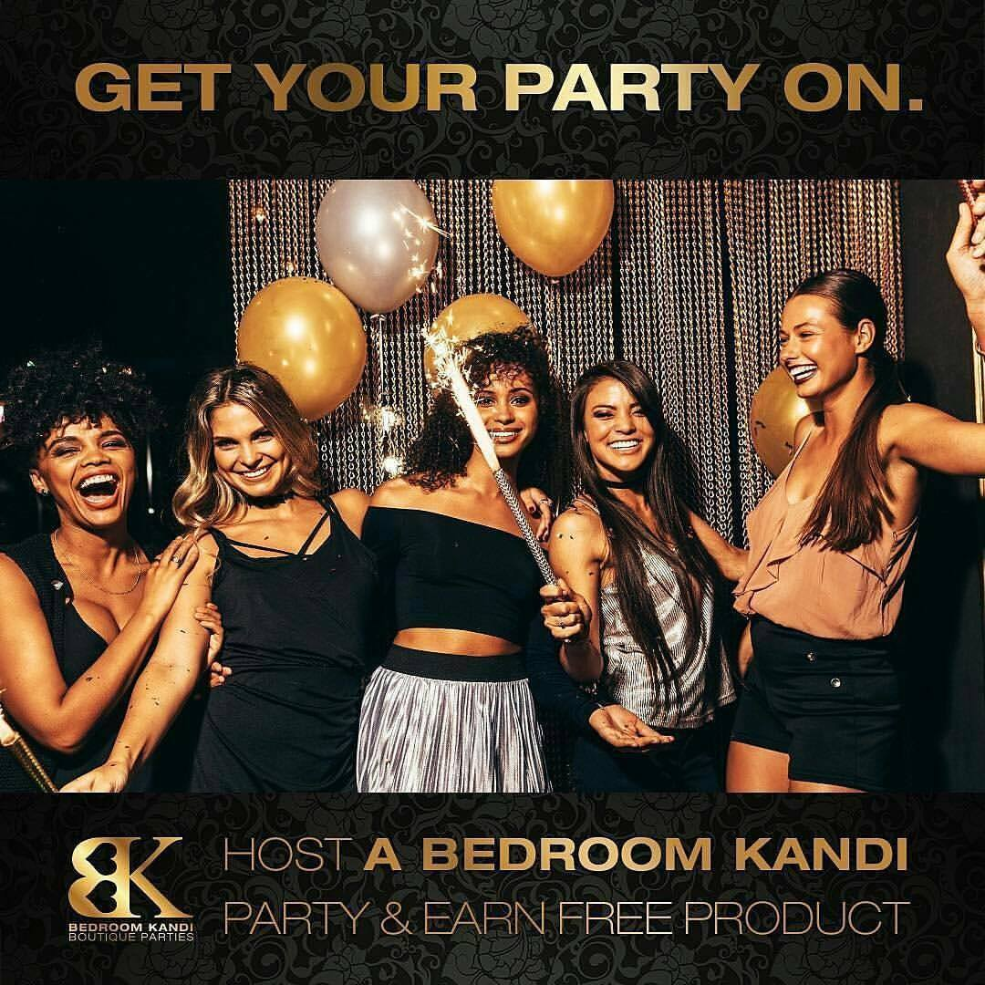 Bedroom Kandi Party Tickets, Multiple Dates