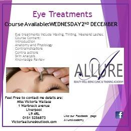 Allure academy upcoming course