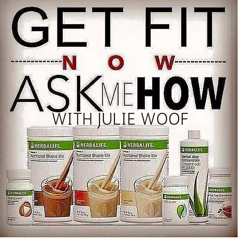 Julie woof herbalife distributer