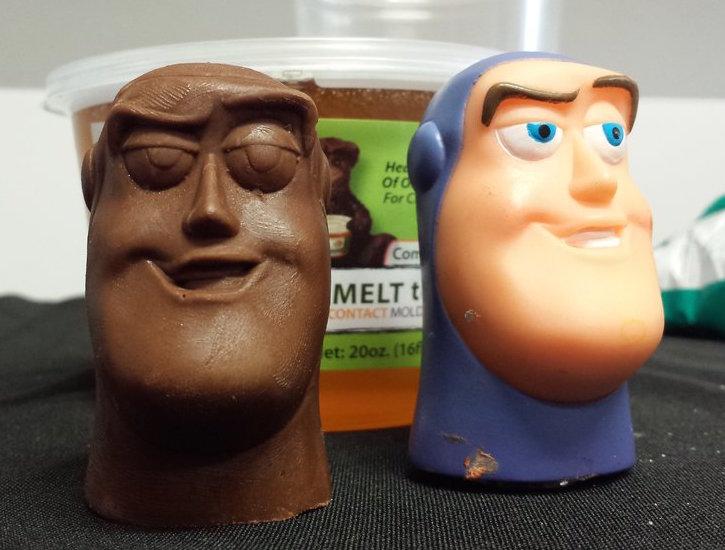 February Make-Along: Chocolate Molds