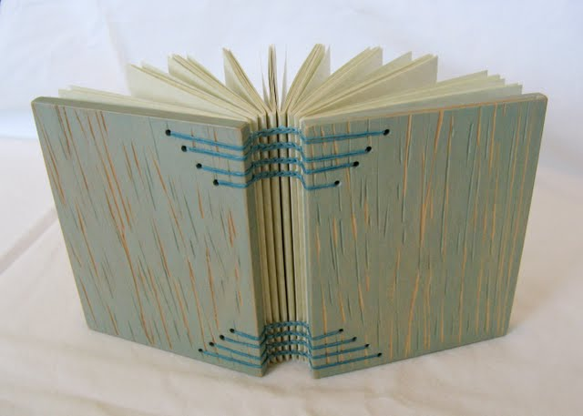 Book binding make along on april 17 nyc resistor from simple folded accordians to fancy smancy book binding stitches come to this months make along and make yourself a journal or turn a paperback into a solutioingenieria Choice Image
