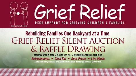 Grief Relief Rebuilding Families One Backyard at a Time