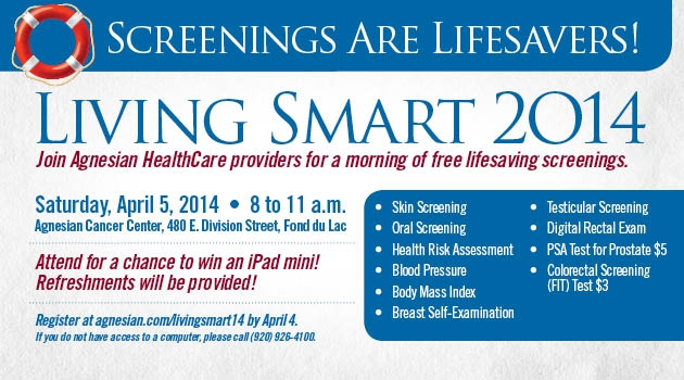 Living Smart Screenings