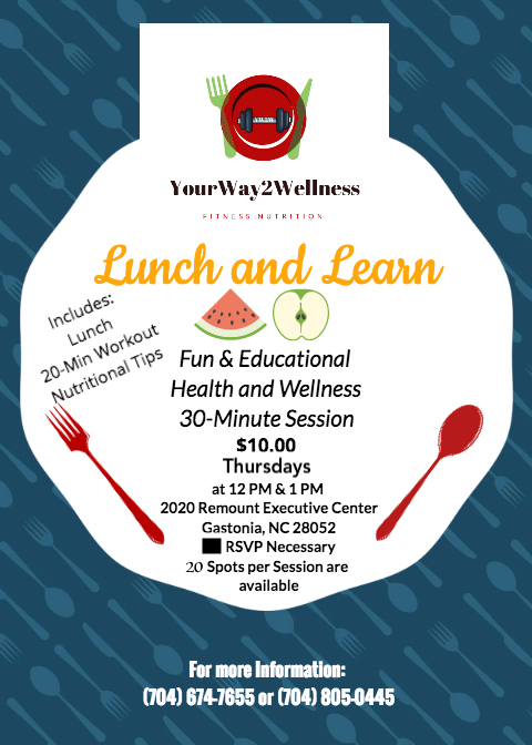 Lunch and Learn Thursdays