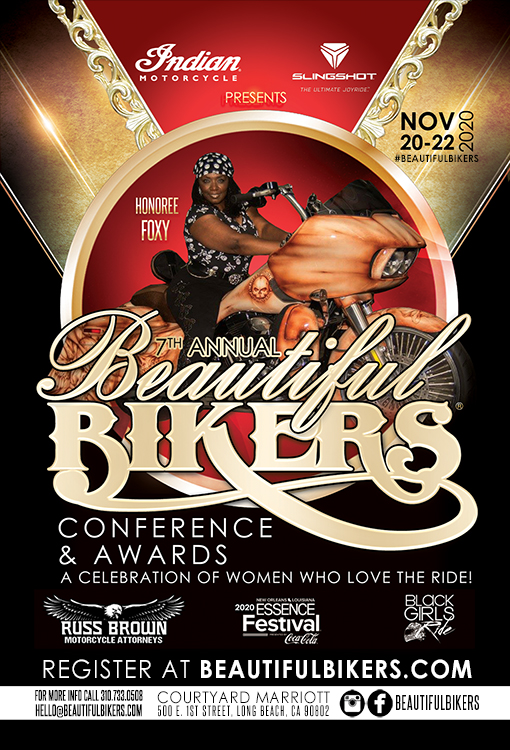 2020 Beautiful Bikers Conference & Awards