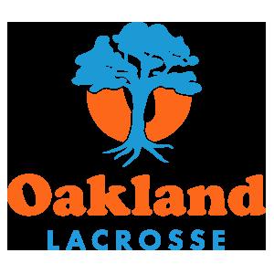 Oakland Lacrosse Club Logo