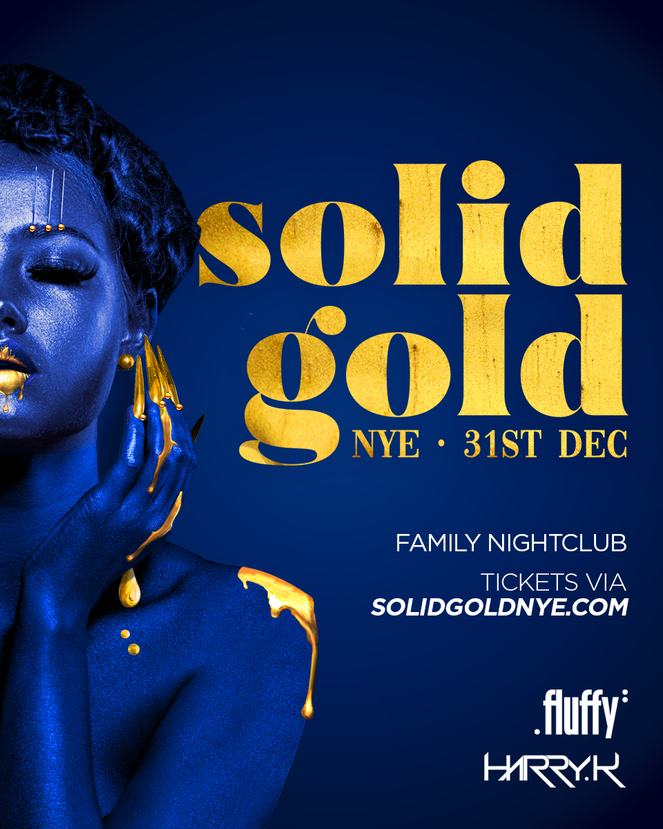 Sold Gold New Years Party