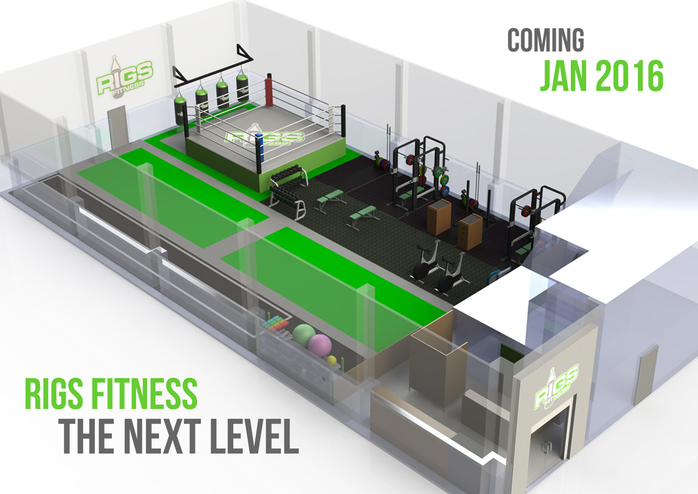 Rigs Fitness - The Next Level Refurbishment