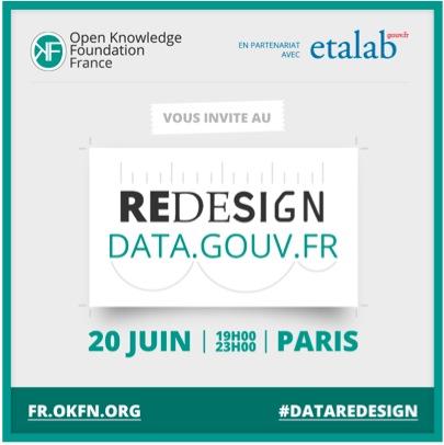 redesign data gouv