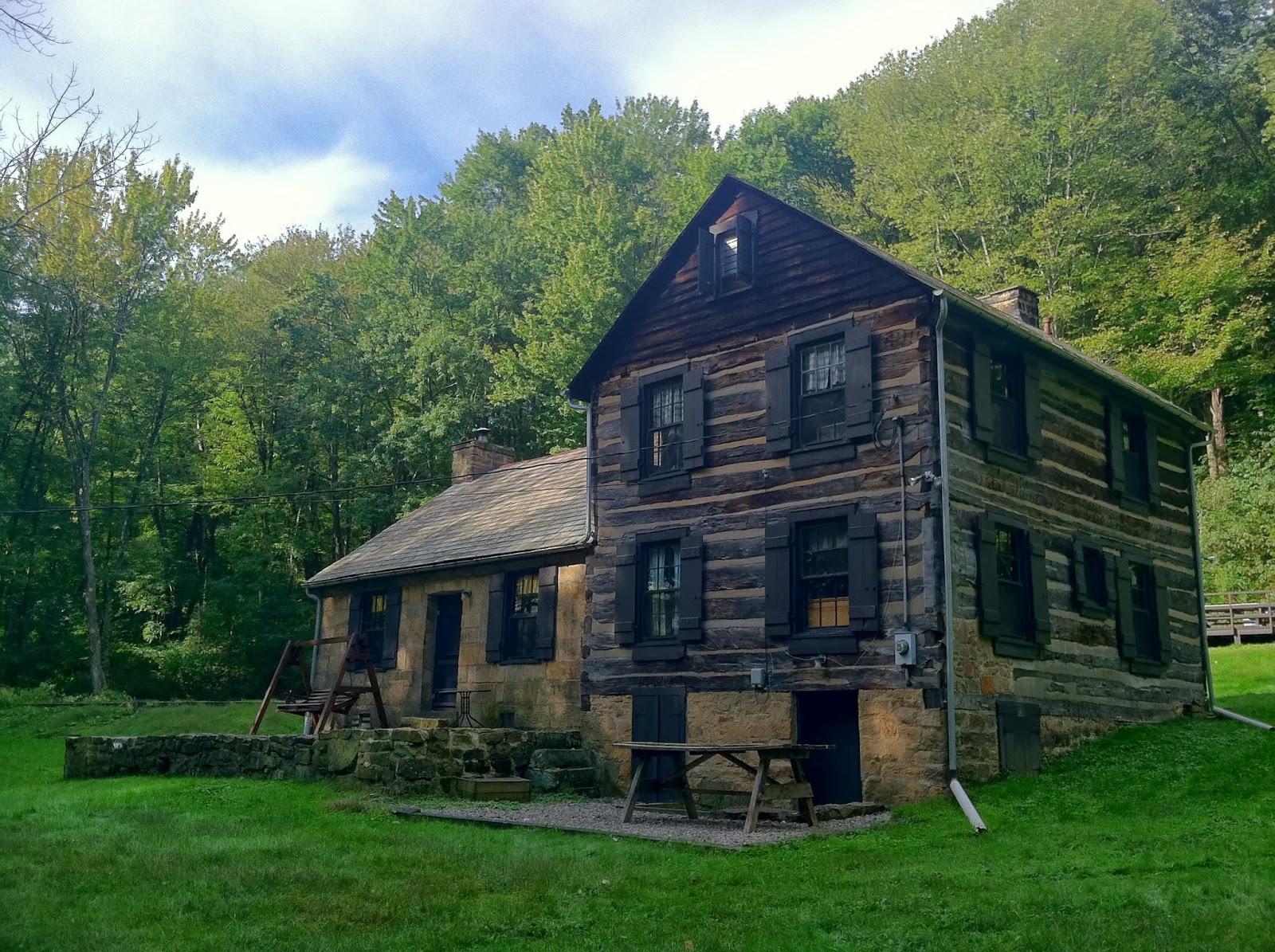 Davis Hollow Cabin