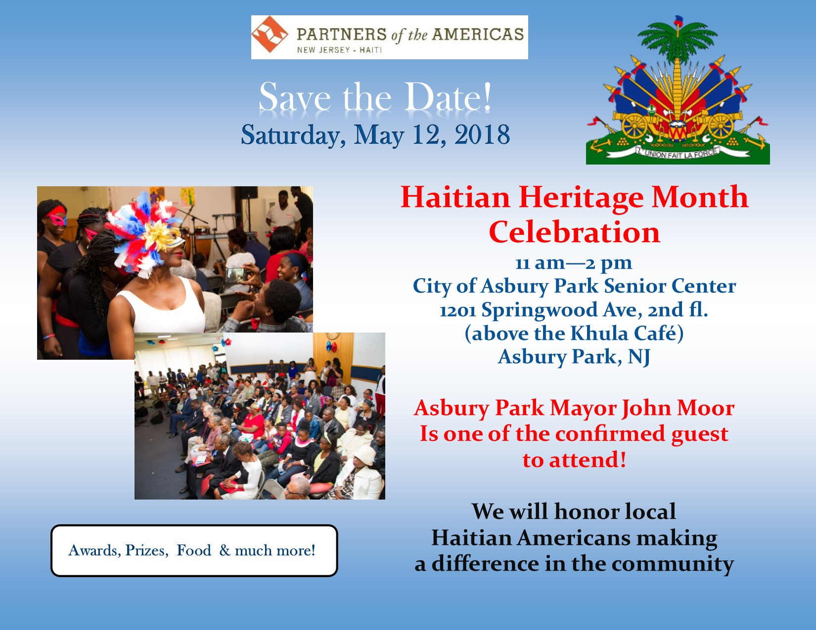 2018 Flag Day in Asbury Park