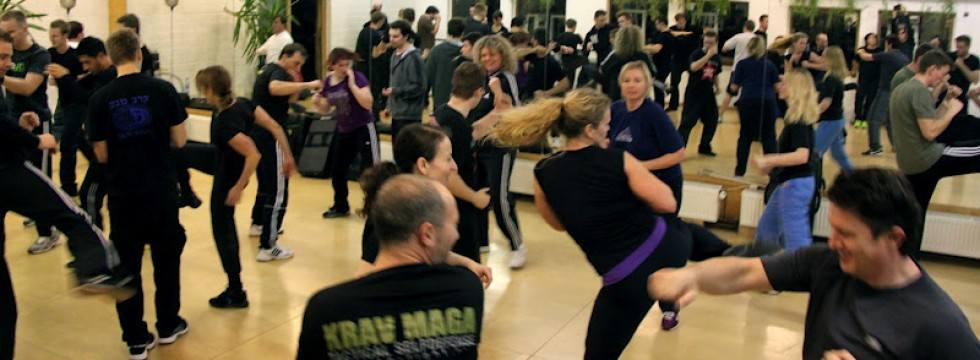 YOU CAN FIGHT! Krav Maga Selbstverteidigung