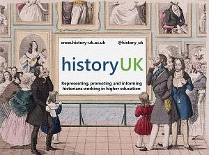 History UK Postcard
