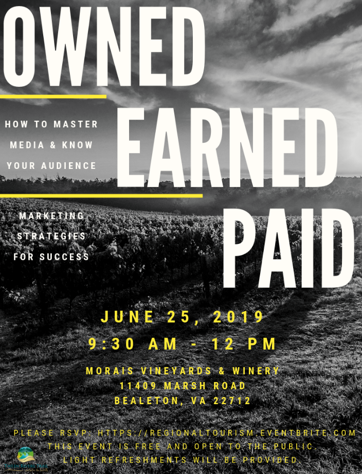 June 2019 Workshop Flyer
