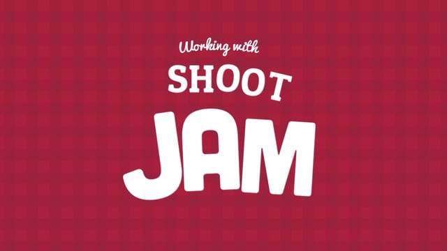 Shootjam Logo Agency Collective