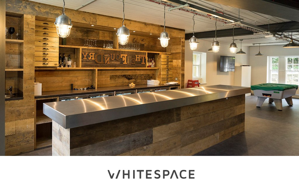 Whitespace venue agency collective event