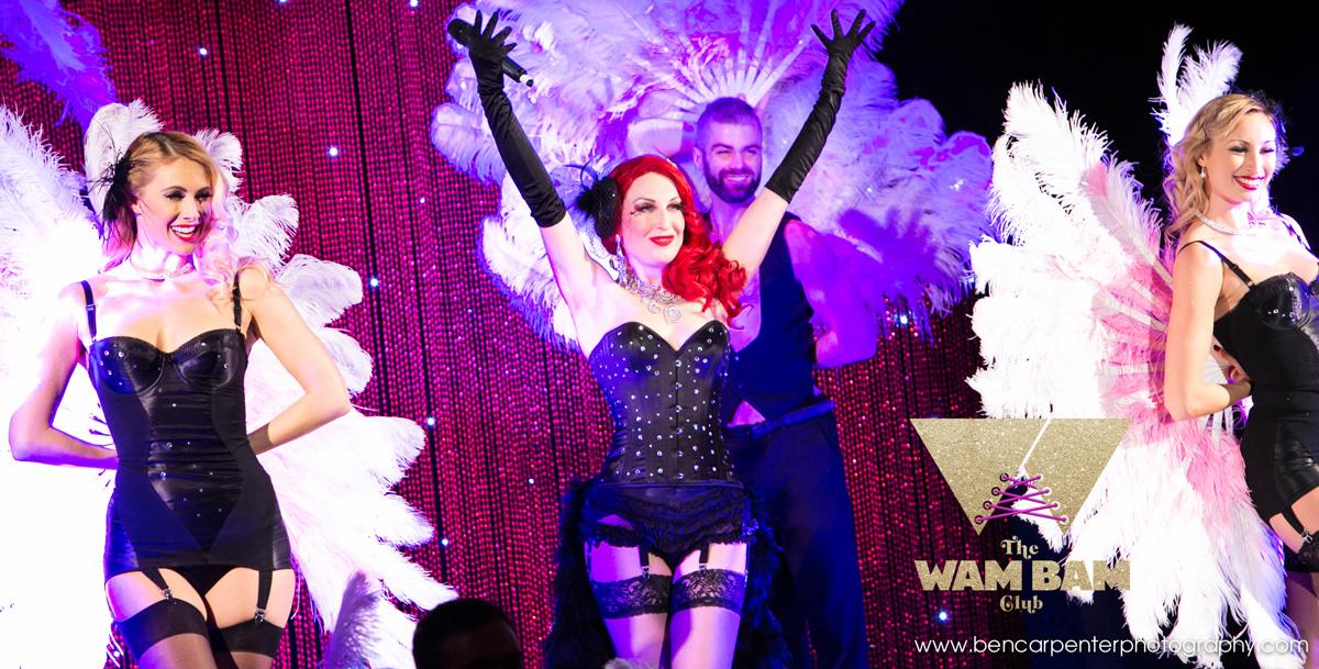 Burlesque Cabaret @ Wam Bam Club