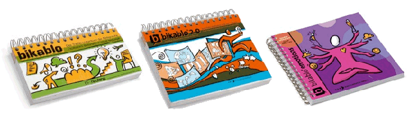 Bikablo - The world of visual language