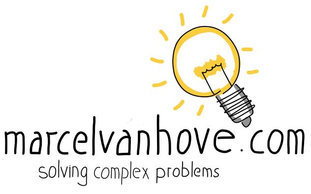 Marcel van Hove Logo