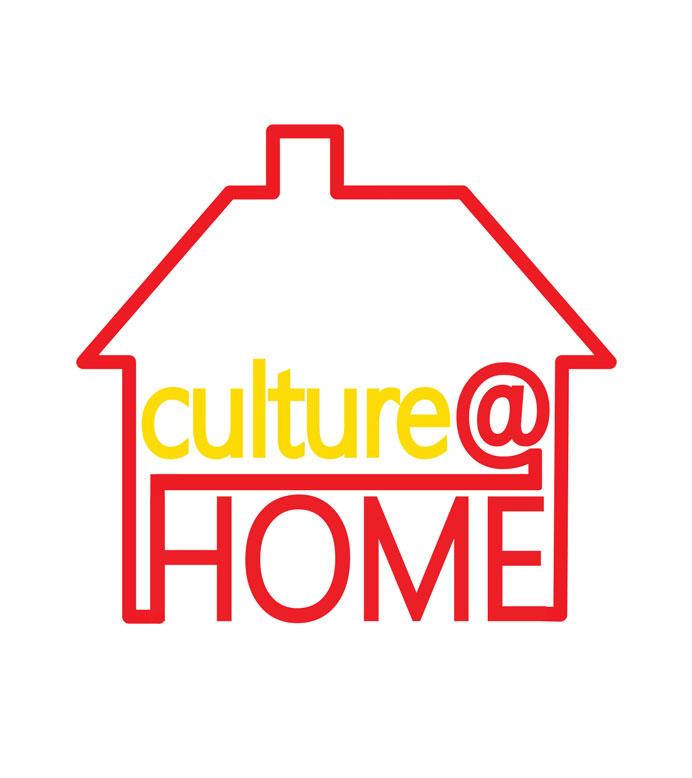 Culture @ Home logo