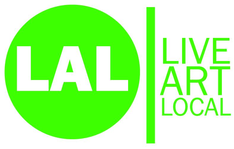 Live Art Local logo