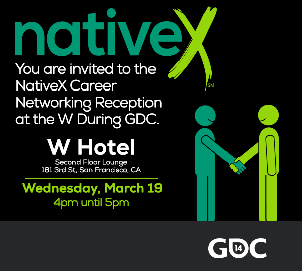 NativeX Career Reception