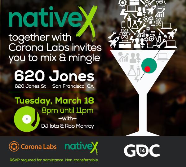 NativeX @ 620 Jones