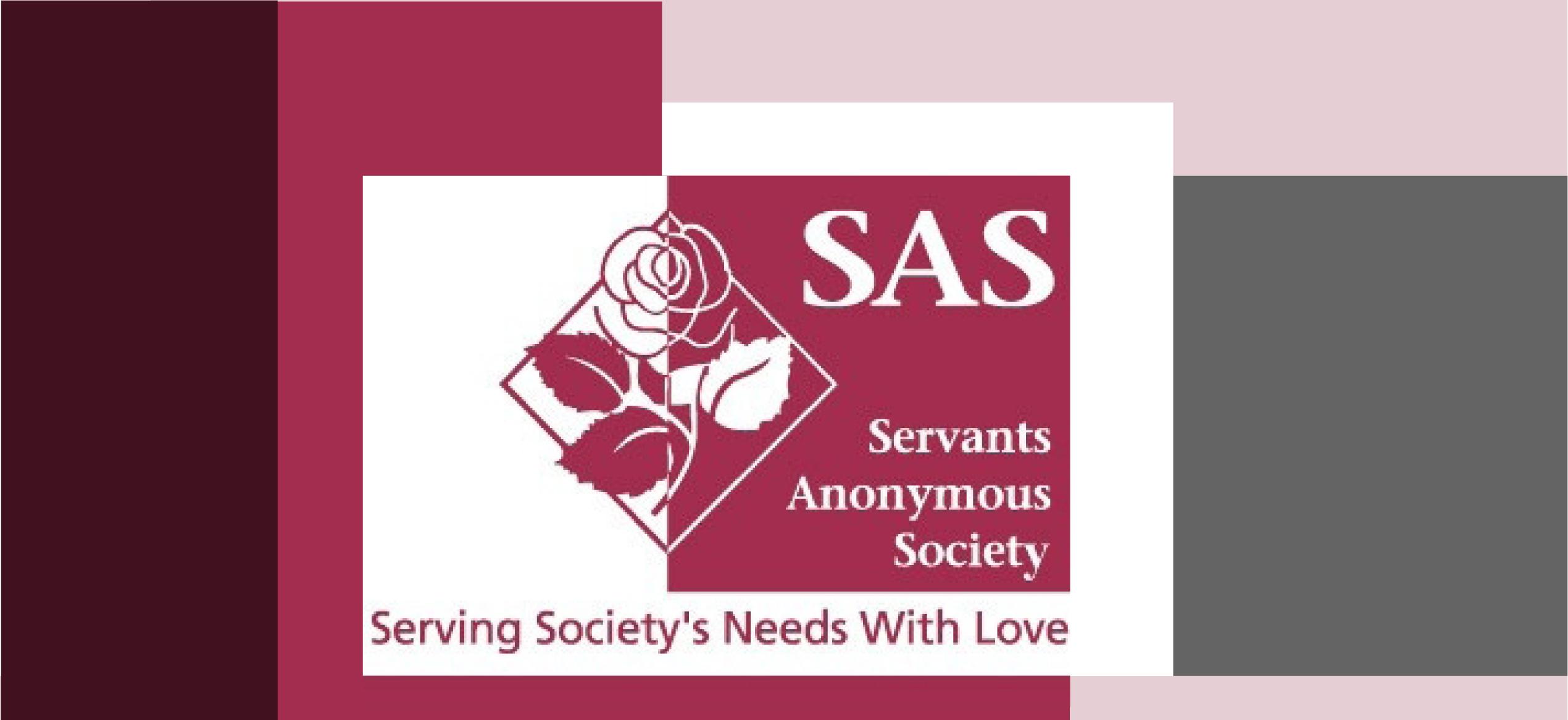 Servants Anonymous Society Logo